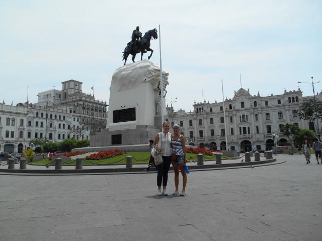 One last hoorah in Lima